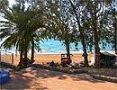 חוף גופרה, חופי רחצה בכנרת