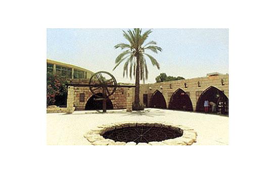 מרכז מבקרים באר אברהם
