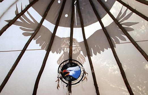 הכפר האינדיאני - ציפור