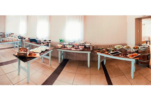 שניר אירוח בוטיק - חדר האוכל