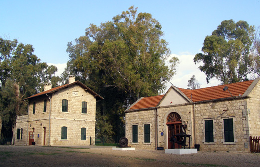 מרכז המבקרים רכבת העמק