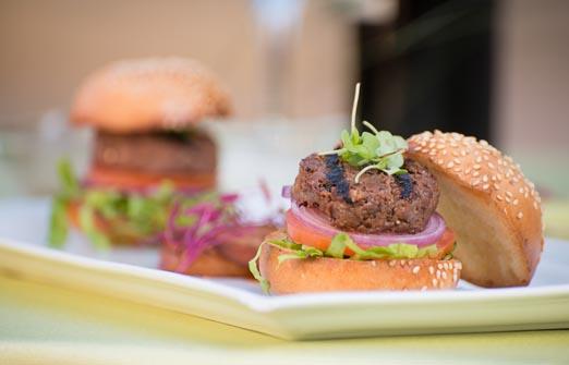 מסעדת אדמה - המבורגר איכותי