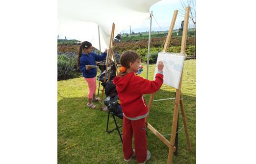 וואסט - סדנאות ציור לילדים