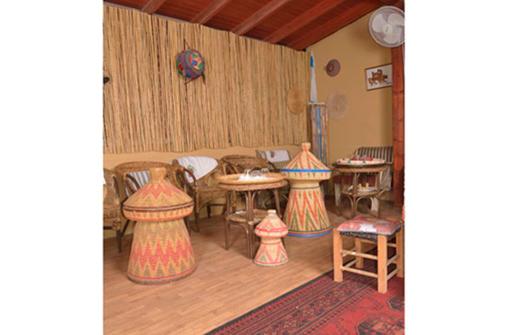 החוויה האתיופית - ישיבה