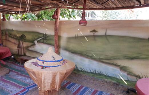 החוויה האתיופית - מרכז מבקרים