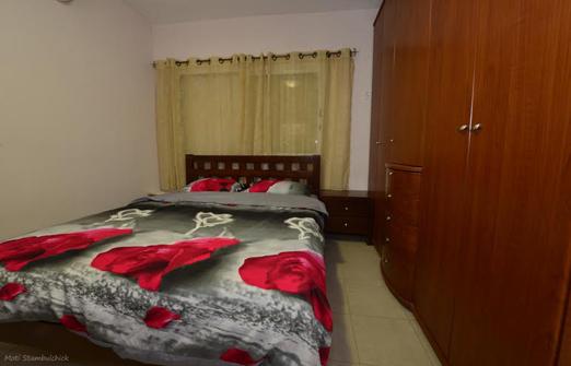 חדרי אירוח נווה זוהר - חדר שינה