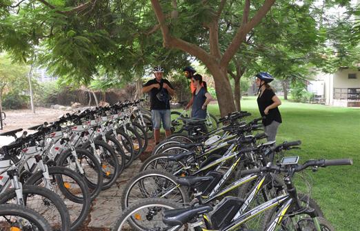 פייס-בייק טיולי אופניים- הסבר לפני יציאה