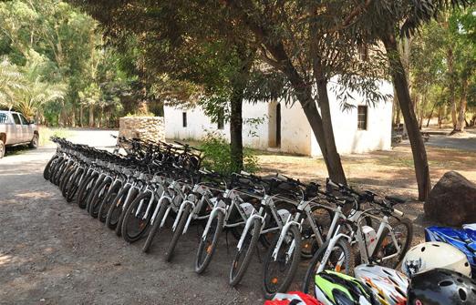 פייס-בייק טיולי אופניים- קסדות