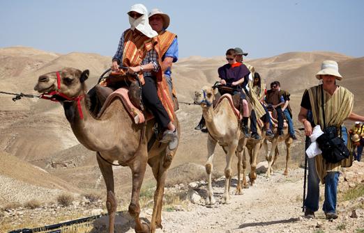 צימר במדבר - ארץ בראשית - כפר אדומים