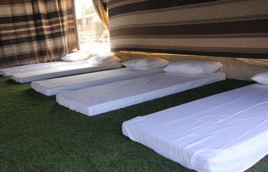 חאן הגליל - אוהל רועים