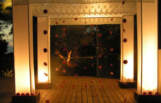 מלון שפיים -אירועים - הגן השקוף