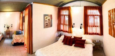 מלון נווה שלום - חדרי אירוח
