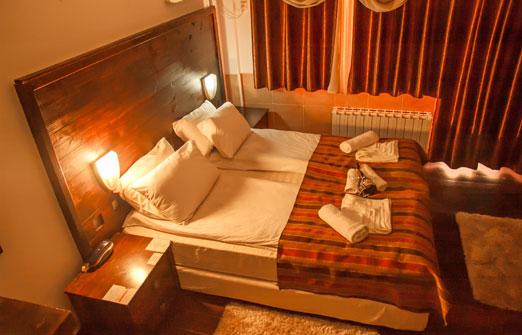 מלון אלסקה אין - אגף זוגי עם ג'קוזי