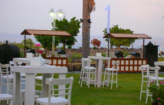 מלון נוף גינוסר - חופה מול הכנרת