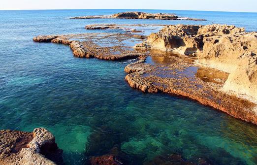 מלון נופש נחשולים - מפרץ טבעי