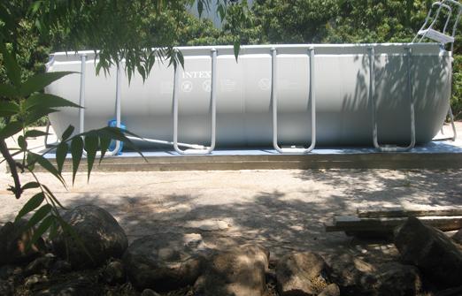 בקתת ירוק יער - ג'קוזי ספא