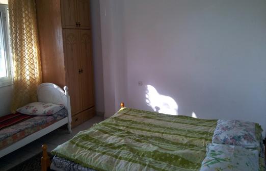 אורחן בית שלום - מיטות שינה