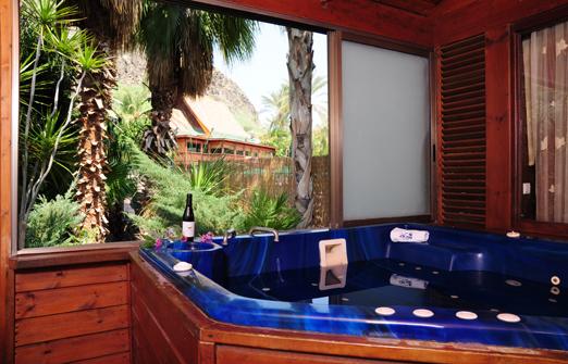 אתר מלון ספא וילג' - חמת גדר