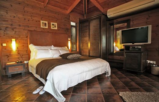 מלון ספא וילג' - חמת גדר
