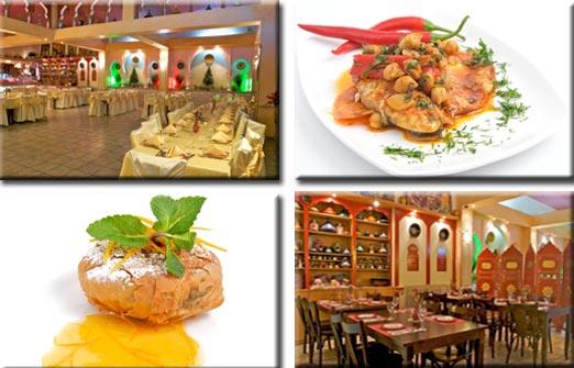 הטאג'ין – המסעדה של מרציאנו וטולדנו
