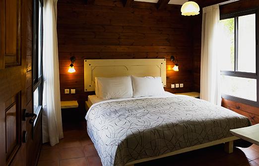 תיירות מרום גולן- צימרים - מיטה