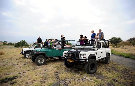 תיירות מרום גולן - צימרים