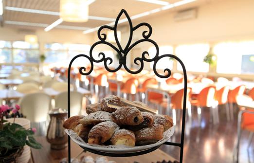 תיירות מרום גולן- צימרים  - ארוחת הבוקר