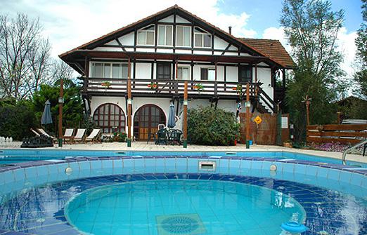 בית העץ wood house inn - הצימר