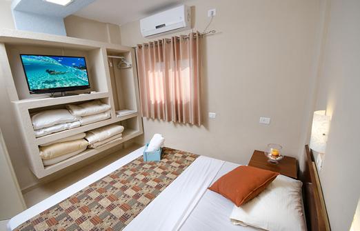 כפר הנופש דור (טנטורה)- חדר שינה