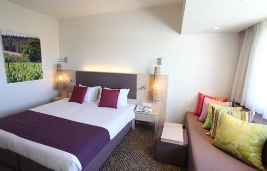 מלון רמת רחל - המיטה הזוגית
