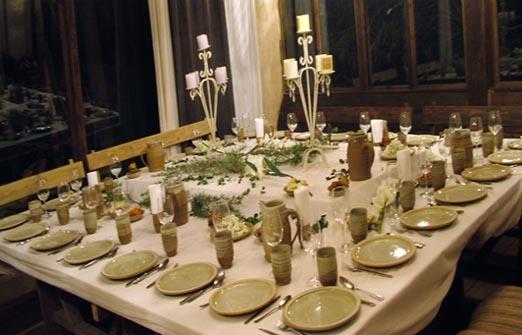 בקתות בערפל - שולחן ערוך